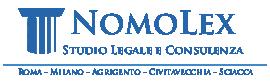 Nomolex studio legale header